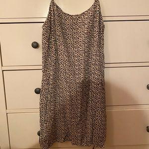 PacSun Cheetah Mini Dress